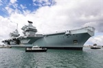 China warns Britain over basing aircraft carrier in Pacific